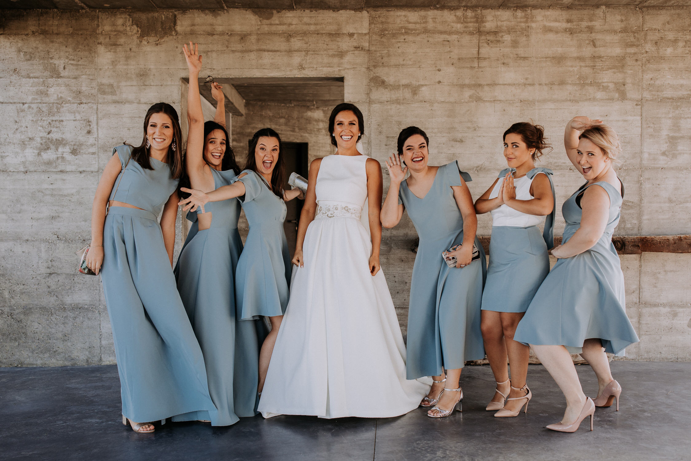 034 Filipe Santiago Fotografia Casamento wedding photographer near venue Lisbon Malveira Ericeira best Sintra Portugal destination bridemaids